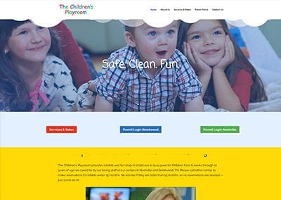 The Children's Place Website