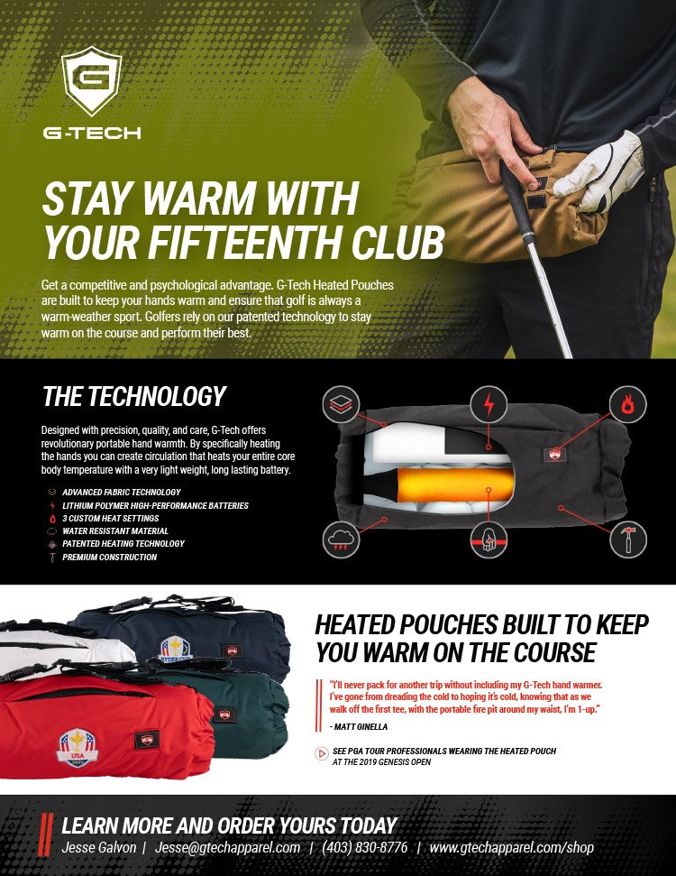 G-Tech Apparel One Sheeter Firebrand Design & Business Solutions in Safety Harbor, FL
