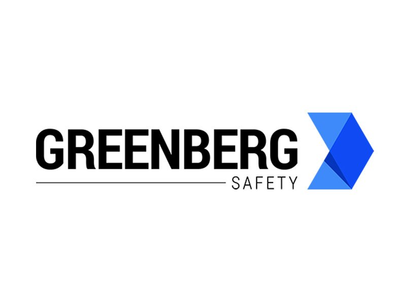Greenberg Safety logo Firebrand Design & Business Solutions in Safety Harbor, FL